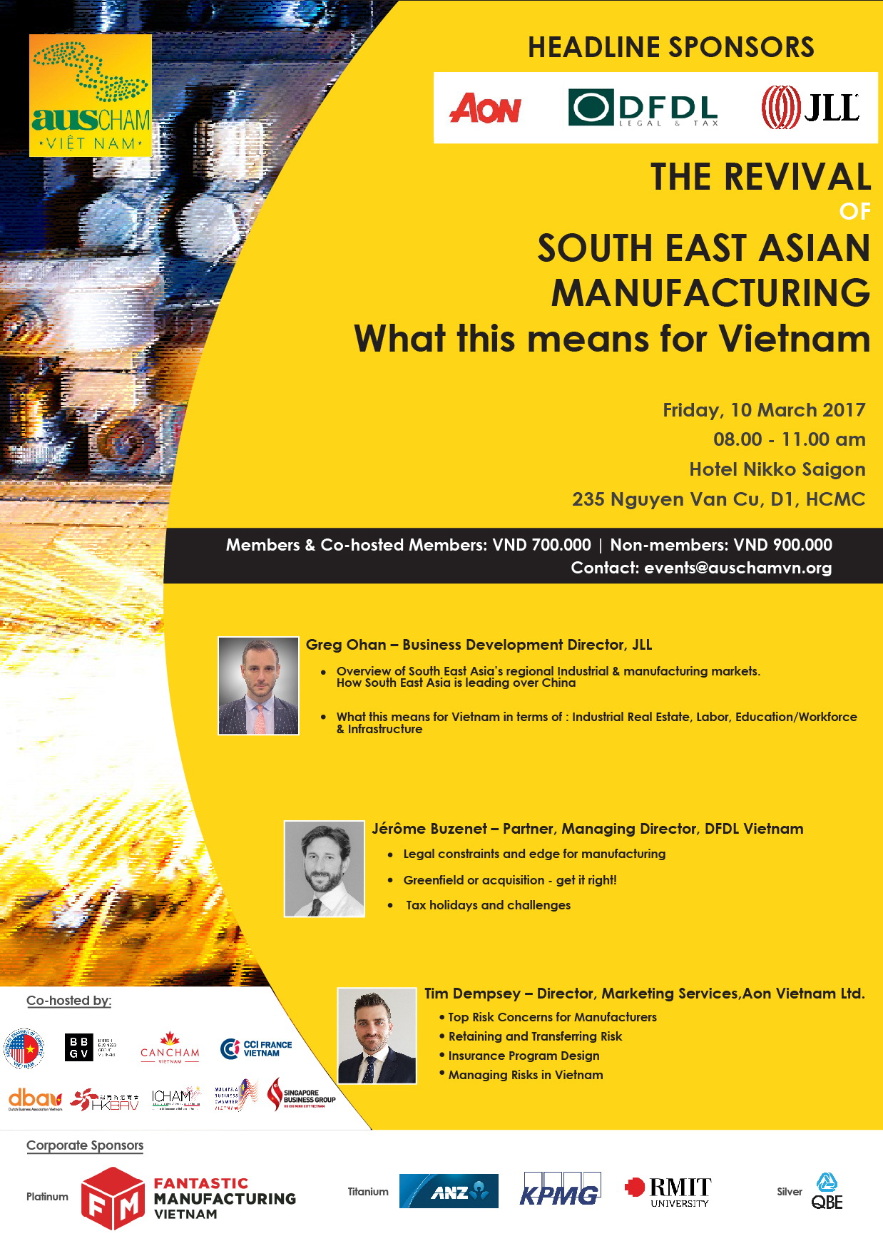 an industrial overview of southeast asia